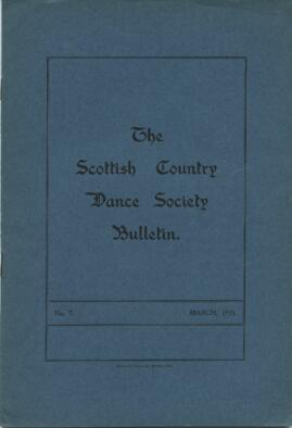 Bulletin No 7 March 1935