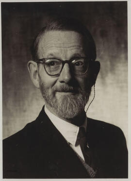 Photograph of Hugh Foss