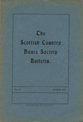 Bulletin No 11 March 1937