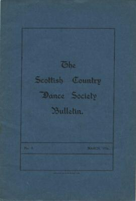 Bulletin No. 9 March 1936