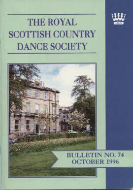 Bulletin No. 74, October 1996