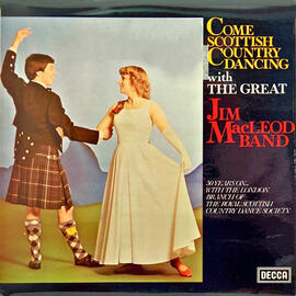 Come Scottish Country Dancing with the Great Jim MacLeod