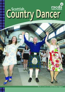 Scottish Country Dancer No. 19 October 2014