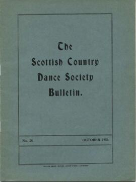 Bulletin No. 28, October 1950