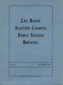 Bulletin No. 36 October 1958