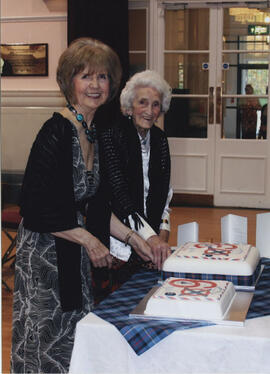 Helensborough- photographs taken at Helensborough branch 60th anniversary celenrations