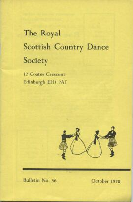 Bulletin No. 56, October 1978