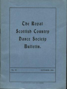 Bulletin No. 42 October 1964
