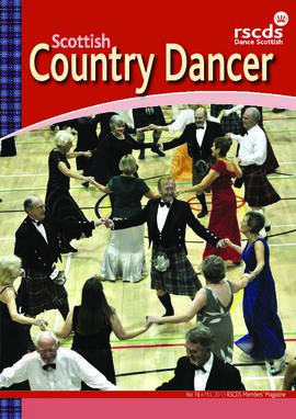 Scottish Country Dancer No. 16 April 2013