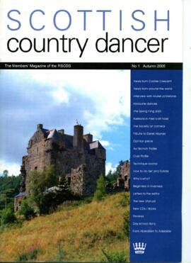 Scottish Country Dancer No. 1 Autumn 2005