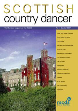 Scottish Country Dancer No. 5 Autumn 2007