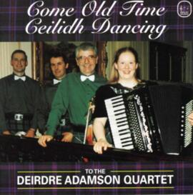 Come Old Time Ceilidh Dancing