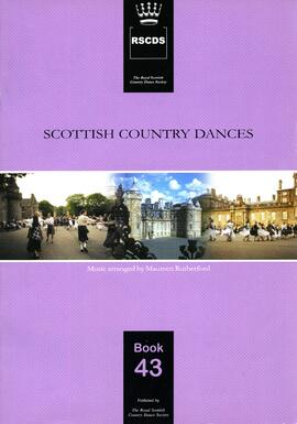Scottish Country Dances Book 43