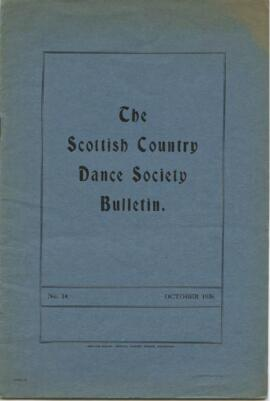 Bulletin No. 14 October 1938