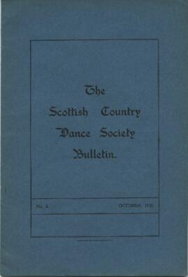 Bulletin No 8 October 1935