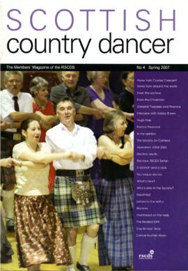 Scottish Country Dancer No. 4 Spring 2007