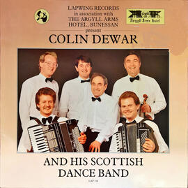 Colin Dewar and his Scottish Dance Band