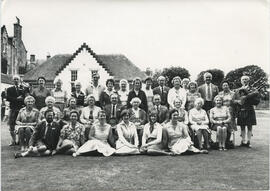 Photograph of Summer School staff