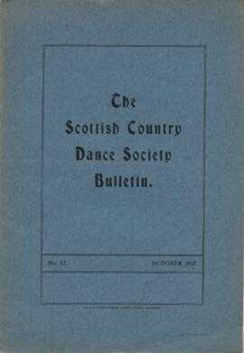 Bulletin No. 12 October 1937