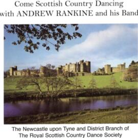 Come Scottish Country Dancing with Andrew Rankine & his Band