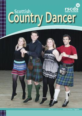 Scottish Country Dancer No. 13 October 2011