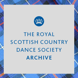 Go to The Royal Scottish Country Dance Society Archive