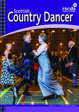 Scottish Country Dancer No. 18 April 2014