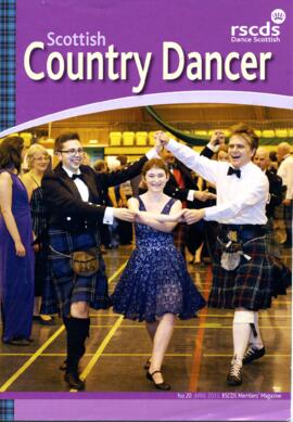 Scottish Country Dancer April 2015