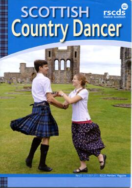 Scottish Country Dancer October 2015
