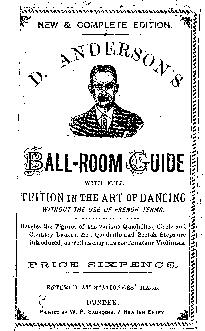 David Anderson's Ball-room guide