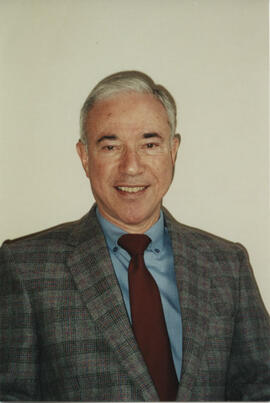 Photograph of Alistair Reid